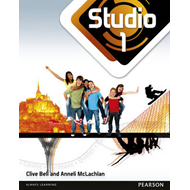 Studio 1 Pupil Book (11-14 French) (BOK)
