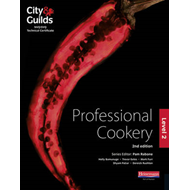 City & Guilds NVQ/SVQ and Technical Certificate Level 2 Professional Cookery Candidate Handbook (BOK)