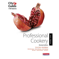 City & Guilds 7100 Diploma in Professional Cookery (BOK)