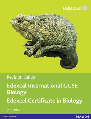 Edexcel International GCSE Biology Revision Guide with Stude (BOK)
