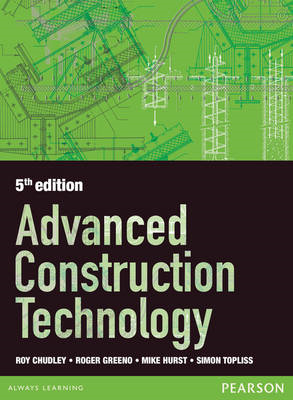 Advanced Construction Technology 5th edition (BOK)