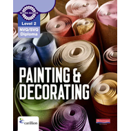 Level 2 NVQ/SVQ Diploma Painting and Decorating Candidate Handbook (BOK)