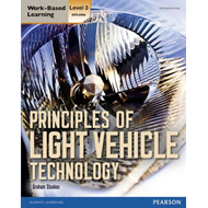 Level 3 Diploma Principles of Light Vehicle Technology Candi (BOK)