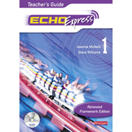Echo Express 1 Teacher's Guide Renewed Framework Edition (BOK)