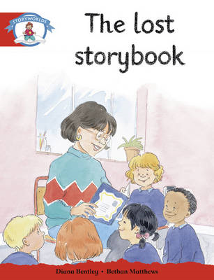 Literacy Edition Storyworlds Stage 1, Our World, the Lost Story Book (BOK)