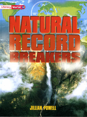 Literacy World Non-Fiction Stage 2 Natural Record Breakers (BOK)