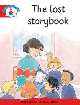 Storyworlds Reception/P1 Stage 1, Our World, the Lost Story Book (6 Pack) (BOK)