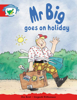 Storyworlds Reception/P1 Stage 1, Fantasy World, Mr Big Goes on Holiday (6 Pack) (BOK)