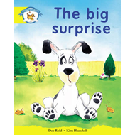 Storyworlds Reception/P1 Stage 2, Animal World, the Big Surprise (6 Pack) (BOK)