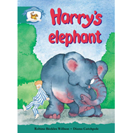Storyworlds Year1/P2 Stage 6, Animal World, Harry's Elephant (BOK)