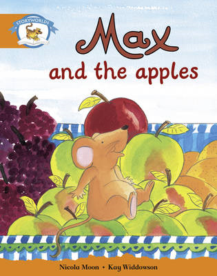 Literacy Edition Storyworlds Stage 4, Animal World, Max and the Apples (BOK)