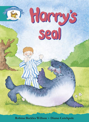 Literacy Edition Storyworlds Stage 6, Animal World, Harry's Seal (BOK)