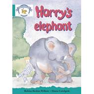 Literacy Edition Storyworlds Stage 6, Animal World, Harry's Elephant (BOK)