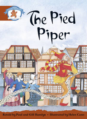 Literacy Edition Storyworlds Stage 7, Once Upon a Time World, the Pied Piper (BOK)