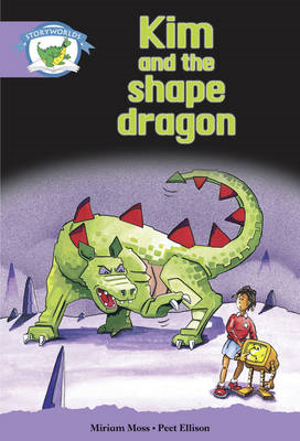 Literacy Edition Storyworlds Stage 8, Fantasy World, Kim and the Shape Dragon (BOK)