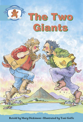 Literacy Edition Storyworlds Stage 9, Once Upon a Time World, the Two Giants (BOK)