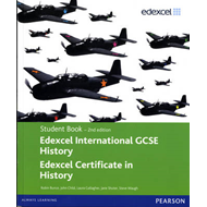 Edexcel International GCSE History Student Book second editi (BOK)