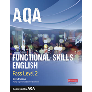 AQA Functional English Student Book: Pass Level 2 (BOK)