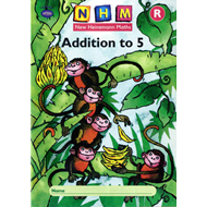New Heinemann Maths: Reception: Addition to 5 Activity Book (BOK)