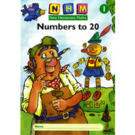 New Heinemann Maths Yr1, Number to 20 Activity Book (8 Pack) (BOK)