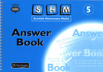 Scottish Heinemann Maths Year 5 Answer Book (BOK)