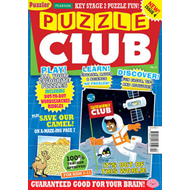 Puzzle Club issue 4 (BOK)