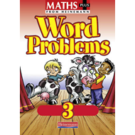 Maths Plus Word Problems 3: Pupil Book (BOK)