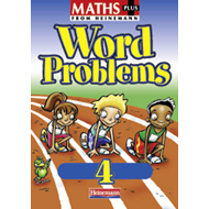 Maths Plus Word Problems 4: Pupil Book (BOK)