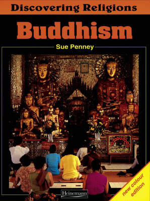 Discovering Religions: Buddhism Core Student Book (BOK)