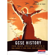 GCSE History for WJEC Specification (BOK)