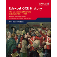 Edexcel GCE History AS Unit 2 C1 the Experience of Warfare i (BOK)
