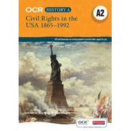 OCR A Level History A2: Civil Rights in the USA 1865-1992 (BOK)