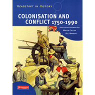 Headstart In History: Colonisation & Conflict 1750-1990 (BOK)