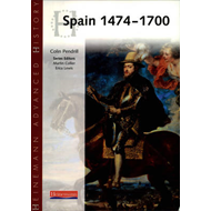 Heinemann Advanced History: Spain 1474-1700 (BOK)