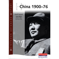 Heinemann Advanced History: China, 1900-76 (BOK)