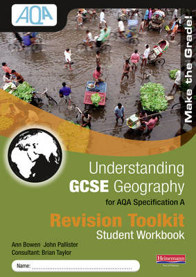Understanding GCSE Geography for AQA A (BOK)