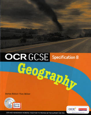 OCR GCSE Geography B: Student Book with ActiveBook CD-ROM (BOK)