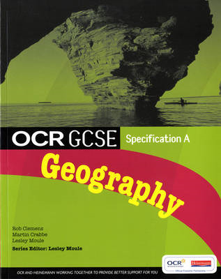OCR GCSE Geography A Student Book (BOK)