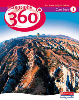 Geography 360 Core Pupil Book 1 (BOK)