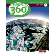 Geography 360 Degrees Core Pupil Book 3 (BOK)