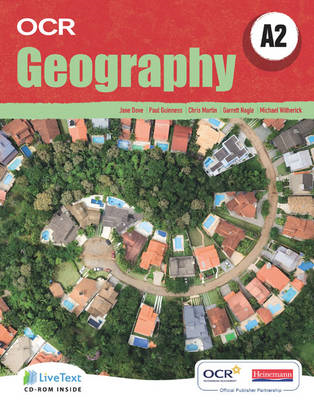 A2 Geography for OCR Student Book with LiveText for Students (BOK)