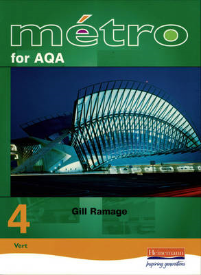 Metro 4 for AQA Foundation Student Book (BOK)