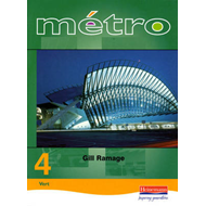 Metro 4 Foundation Student Book (BOK)