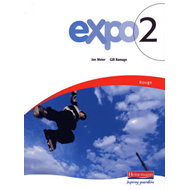 Expo 2 Rouge Pupil Book (BOK)