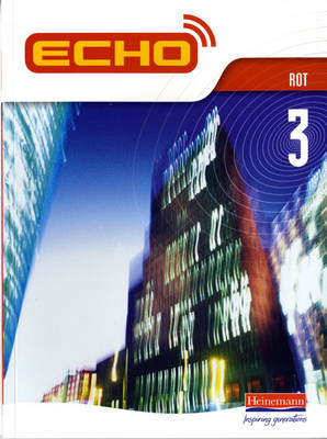 Echo 3 Grun Pupil Book (BOK)
