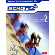 Echo Express 2 Resource and Assessment File (2009) (BOK)