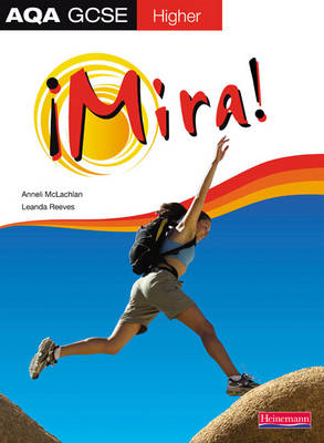 Mira AQA GCSE Spanish Higher Student Book (BOK)