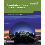 Edexcel A Level French Grammar Practice Book (BOK)