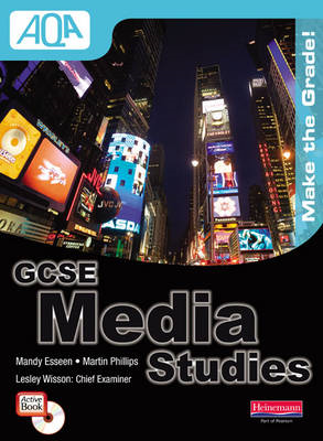AQA GCSE Media Studies Student Book with ActiveBook CD-ROM (BOK)