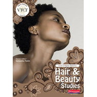 VTCT Level 2 Higher Diploma in Hair and Beauty Studies Student Book (BOK)